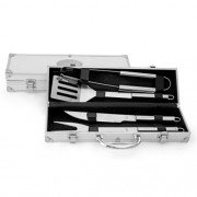 CHU007 - Kit churrasco 4 peças