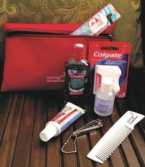 KIT025 - Kit Higiene   - k3brindes.com.br