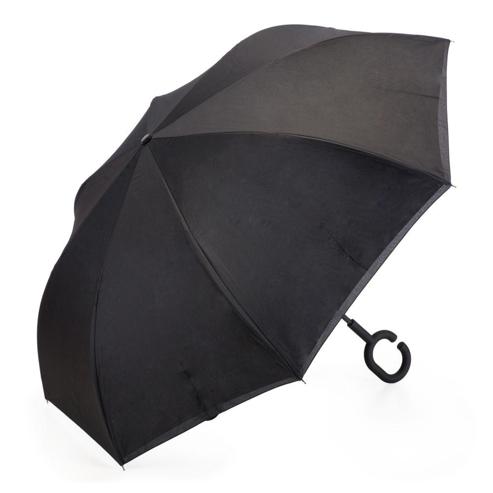 GCH007 - Guarda-chuva invertido   - k3brindes.com.br