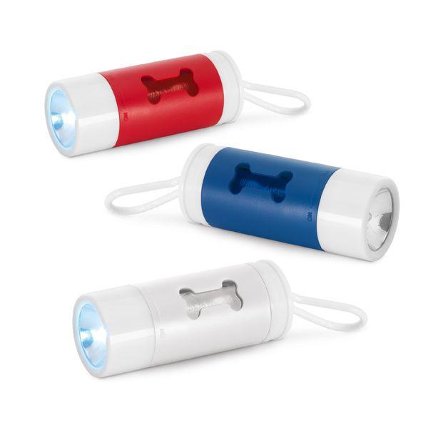 KITHIG 002 - Kit Higiene para Cachorro com lanterna