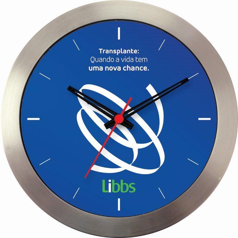 REL002 - Relógio Parede   - k3brindes.com.br