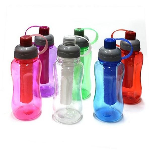 SQZ021 - Squeeze de Plástico Icebar   - k3brindes.com.br