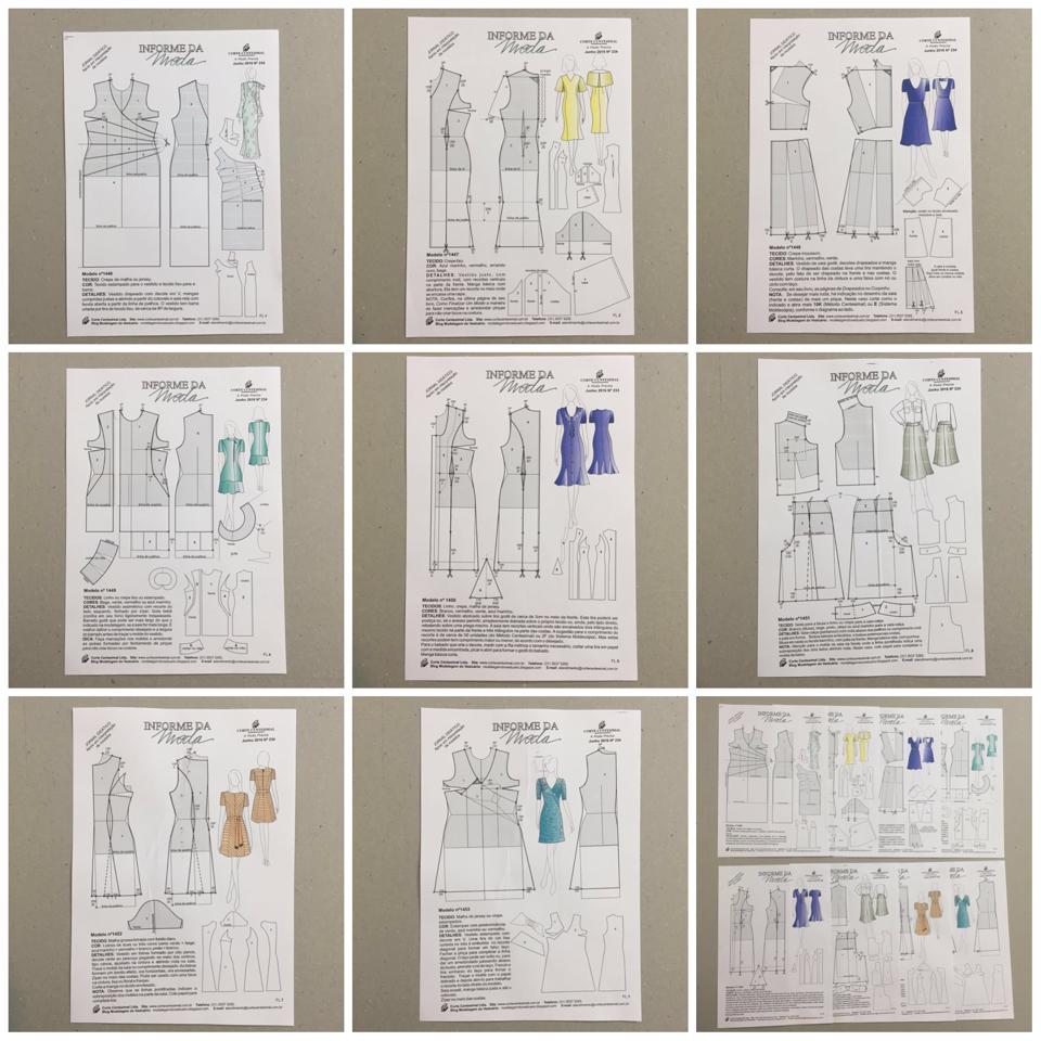 Informe da Moda 234  - Corte Centesimal
