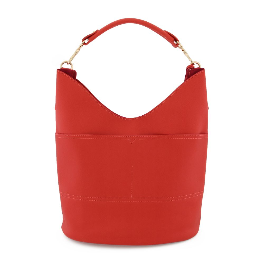 Bolsa De Ombro Rosa Vermelha   Kipling : Bolsa grande vermelha de ombro mondain aula enp sua