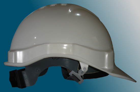 Capacete de Segurança Genesis Branco Completo Libus CA 36099 Branco