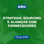 Curso EAD - Strategic Sourcing e Alianças com Fornecedores