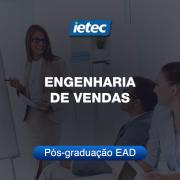 Pós-graduação EAD - Engenharia de Vendas EAD