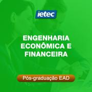 Pós-graduação EAD - Engenharia Econômica e Financeira EAD