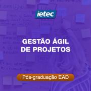 Pós-graduação EAD - Gestão Ágil de Projetos