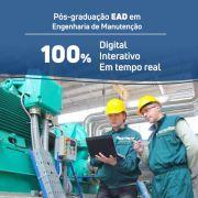 Pós-graduação em Engenharia de Manutenção EAD