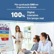 Pós-graduação em Engenharia de Vendas EAD