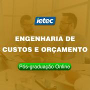 Pós-graduação Online - Engenharia de Custos e Orçamento