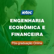 Pós-graduação Online - Engenharia Econômica e Financeira