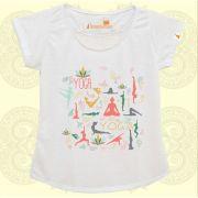 Camiseta Yoga Asanas