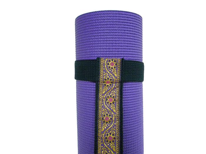 Alça para Tapete de Yoga - Flores