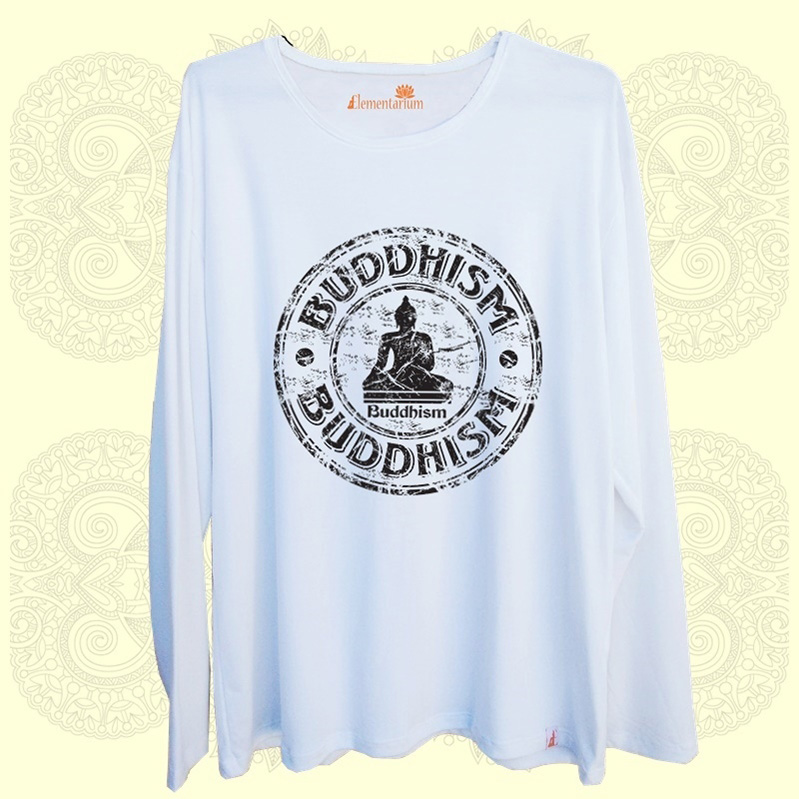 Camisa Masculina Buddhism