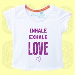 Inhale Exhale Love