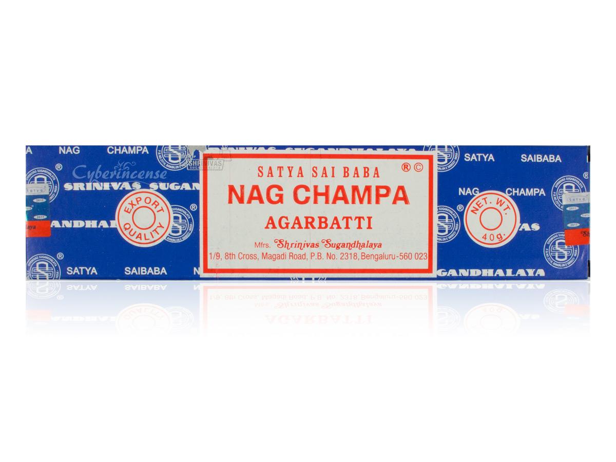 Incenso Indiano Satya Sai Baba - Nag Champa