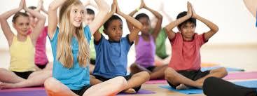 Tapete de Yoga 5mm Para Crianças - Kids