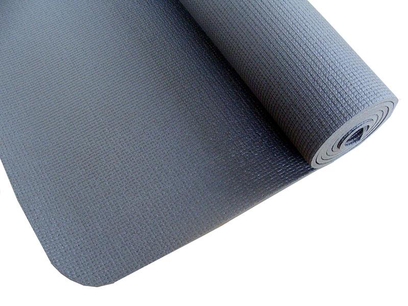 c91a47667 Tapete de Yoga - PVC Cinza 5mm  Frete Grátis  - Amadomat ...