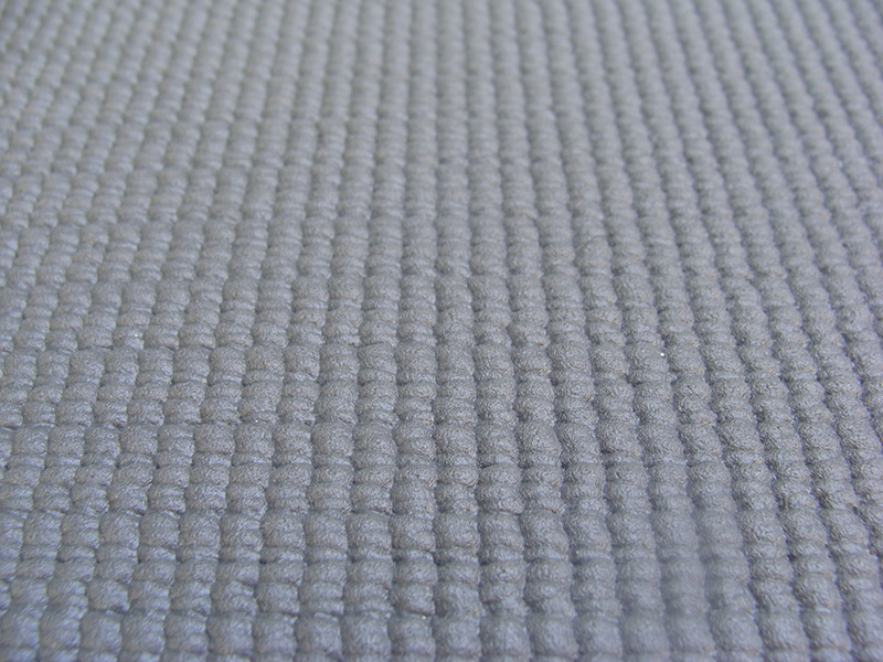 Tapete de Yoga - PVC Cinza 5mm *Frete Grátis*
