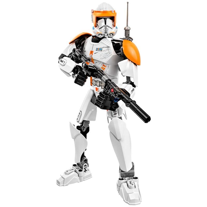 LEGO 75108 - Star Wars - Comander Cody  - Doce Diversão