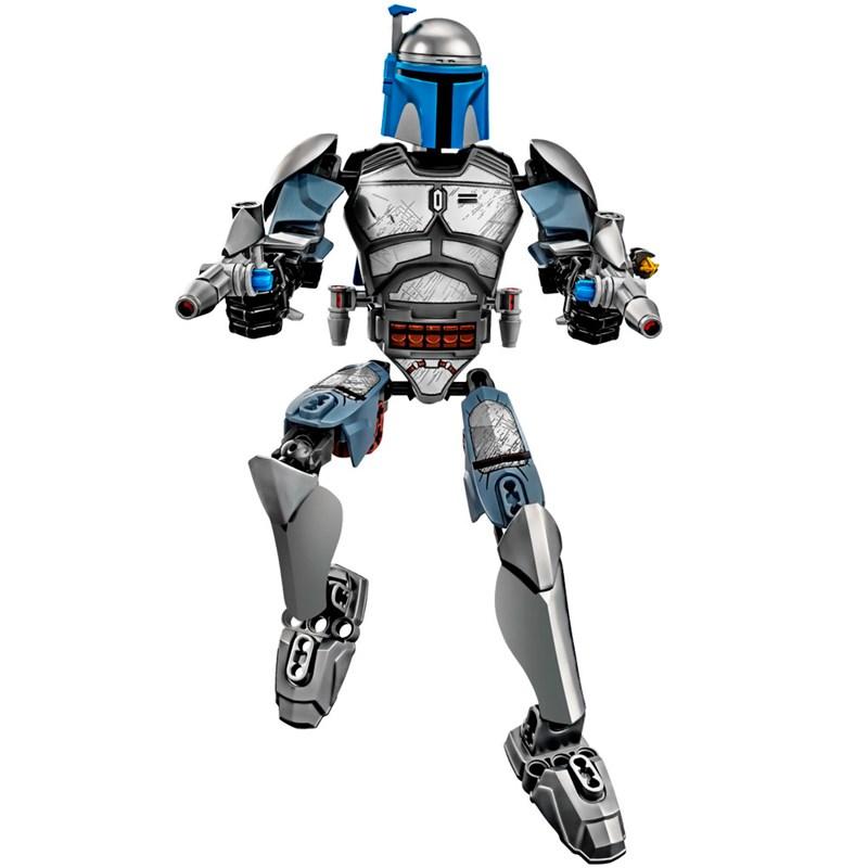 LEGO 75107 - Star Wars - Jango Fett  - Doce Diversão