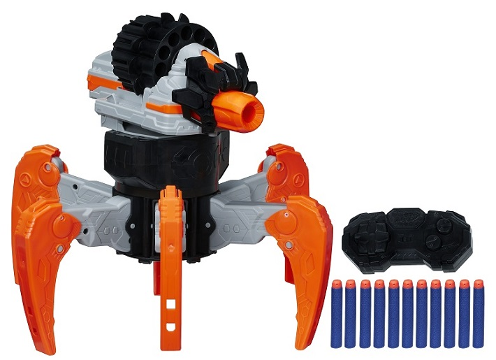 Nerf Combat Creatures  controle Remoto - Hasbro  - Doce Diversão