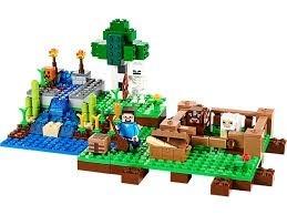 Lego 21114 -  Minecraft The Farm – A Fazenda  - Doce Diversão