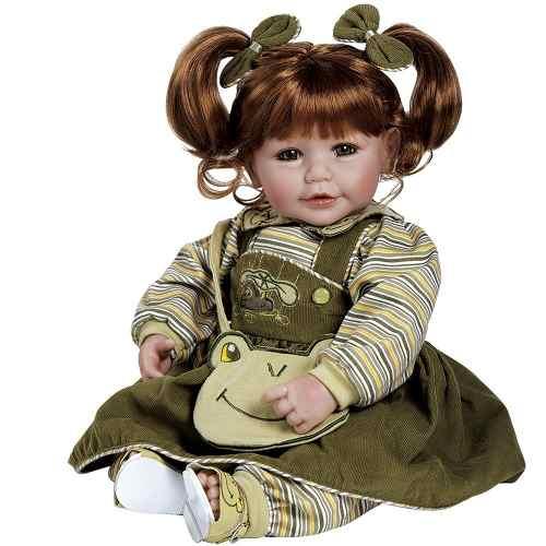 Boneca Adora Doll Froggy Fun Girl - Shiny Toys  - Doce Diversão