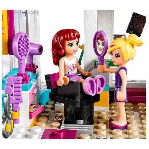 Lego  41093 – Friends - O Salão de Beleza de Heartlake  - Doce Diversão