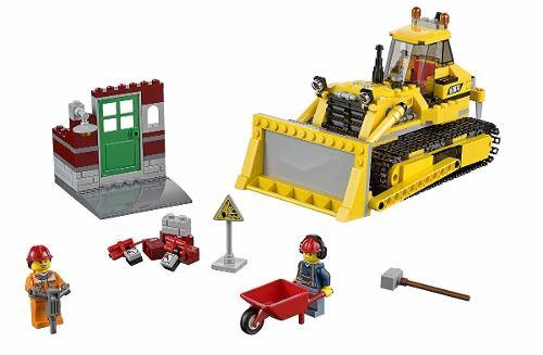 LEGO 60074 – City Demolição - Escavadora  - Doce Diversão