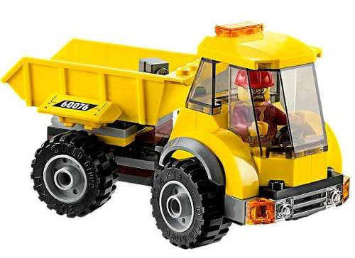 Lego 60076 – City Demolição - Local De Demolição  - Doce Diversão