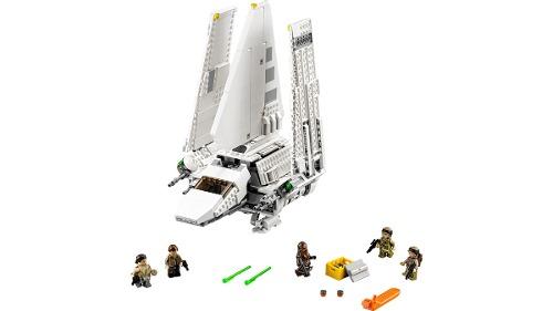 LEGO 75094 -Star Wars - Nave Imperial Tydirium  - Doce Diversão