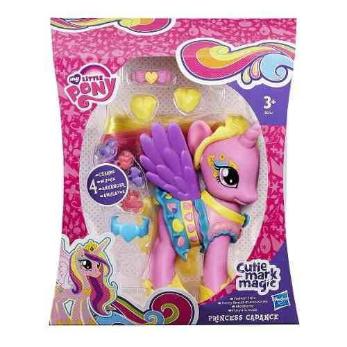 My Little Pony Fashion Style - Princesa Cadance - Hasbro  - Doce Diversão