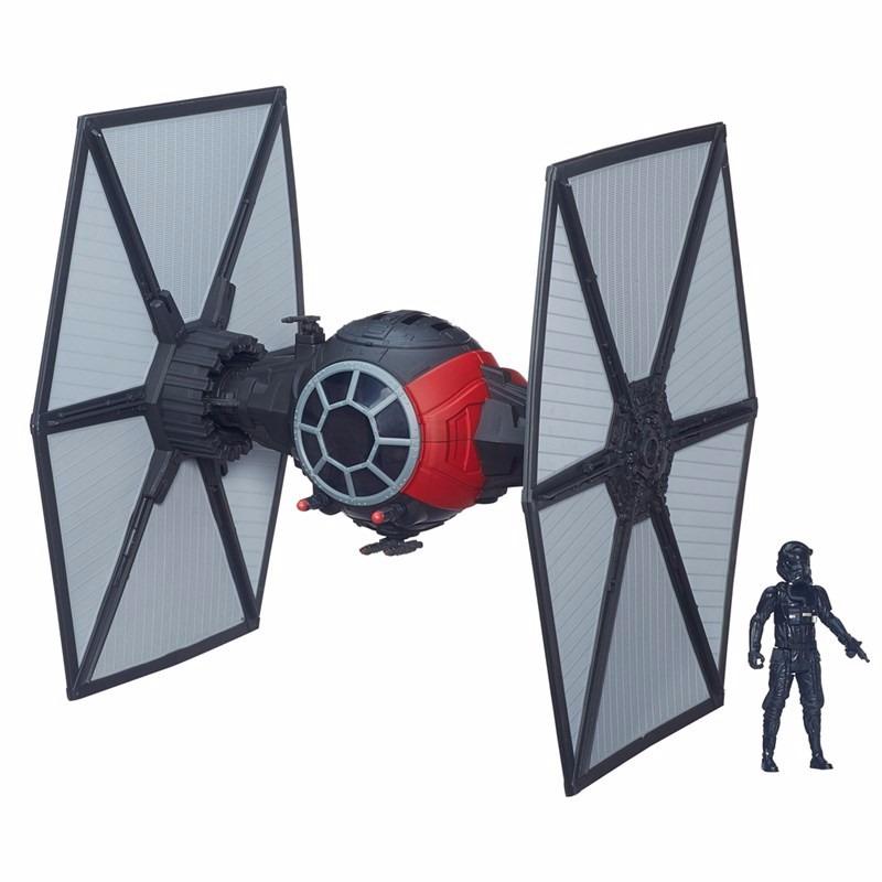 Star Wars Class II luxo Episódio VII Tie Fighter - Hasbro  - Doce Diversão