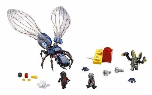 Lego 76039 - Heroes - Ant Man Final Battle Homem Formiga  - Doce Diversão