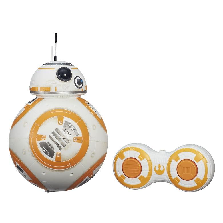 Star Wars Droide BB8 Eletronico Controle Remoto - Hasbro  - Doce Diversão