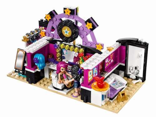 LEGO 41104 - FRIENDS - O CAMARIM DA POP STAR - NACIONAL  - Doce Diversão