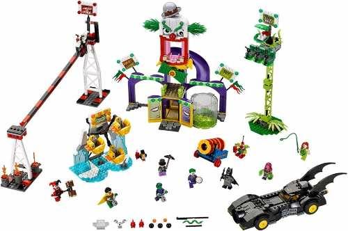 Lego 76035 - Super Heroes – A Terra Do Coringa – Batman - 1037 Pcs.  - Doce Diversão