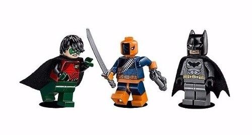Lego 76034 –Heroes - Batman A perseguição De BatBarco No Porto  - Doce Diversão