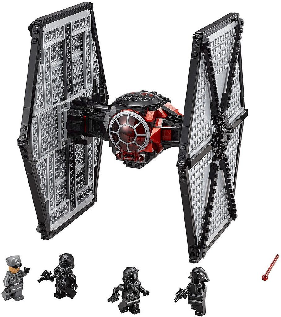 Lego 75101 Star Wars - First Order Special Forces Tie Fighte - Doce Diversão