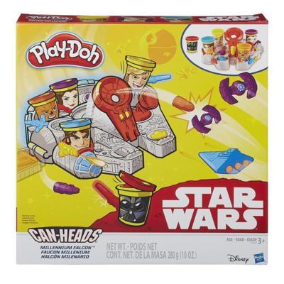 Massinha Play Doh Star Wars Millenium Falcon – Hasbro  - Doce Diversão