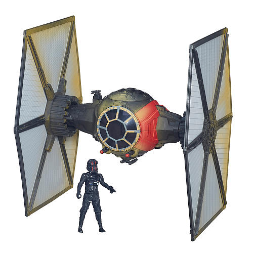 Star Wars First Order Special Force Tie Fighter  - Hasbro  - Doce Diversão