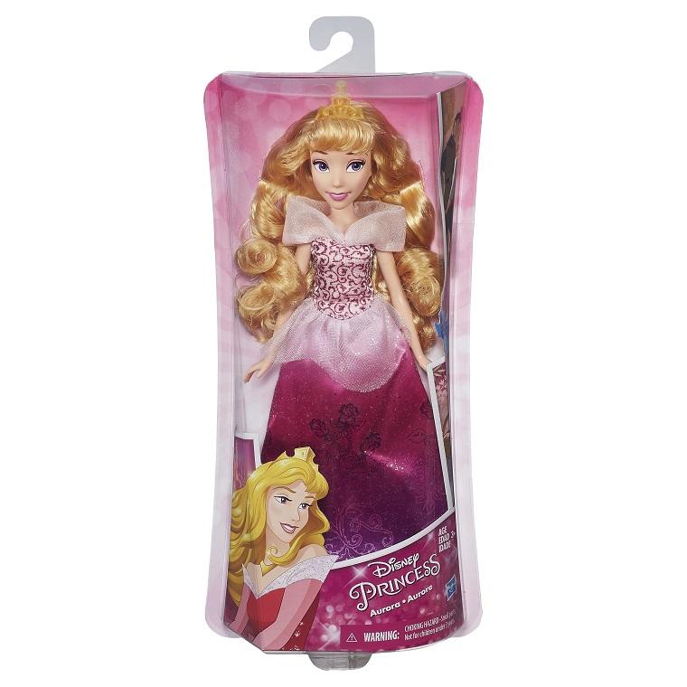 Boneca Princesa Disney Aurora Classica 28 cm - Hasbro  - Doce Diversão
