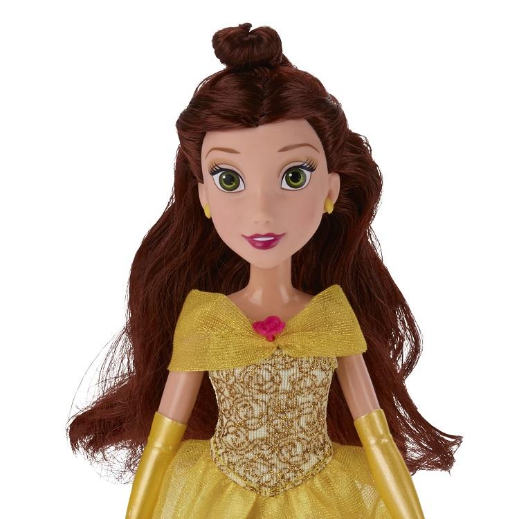 Boneca Princesa Disney Bela Classica 28cm Hasbro  - Doce Diversão