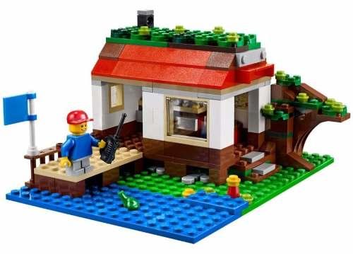 Lego 31010 - Creator - A Casa da Arvore 3 em 1  - Doce Diversão