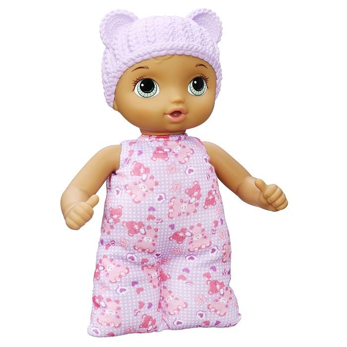 Boneca Baby Alive Naninha Morena - 18 meses - Hasbro  - Doce Diversão