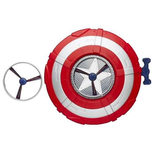 Escudo Lançador Capitão América Vingadores Era Ultron Hasbro  - Doce Diversão