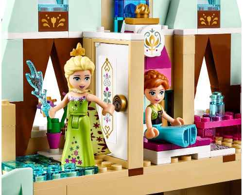 Lego 41068 Frozen Celebração no Castelo de Arendelle  477 Peças  - Doce Diversão